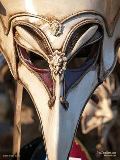 Venetian mask.Venice, Italy