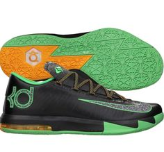Nike Men's KD VI Basketball Shoe available at Dick's Sporting Goods