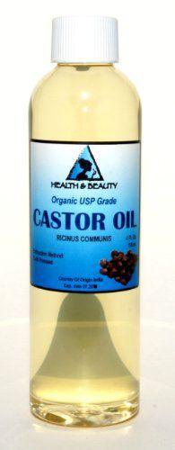 Castor Oil USP Grade Organic Cold Pressed Pure Hexane Free 4 oz - http://essential-organic.com/castor-oil-usp-grade-organic-cold-pressed-pure-hexane-free-4-oz/