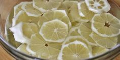 Citrony naložené ve vodě Food And Drink, Fruit, Drinks, Health, Natural, Medicine, Lemon, Syrup, Drinking