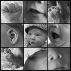 newborn session for Josh