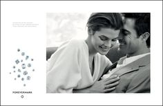 De Beers ForeverMark S/S 09 Ads - Fashion Copious