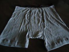 Mens CHAMPION   Sz L  (36 -38) Boxer   Underwear Lt. Gray 100% Cotton NWOT  #CHAMPION #Boxer