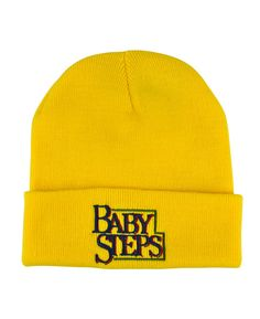 Baby Steps Beanie What About Bob inspired hat by bestplayever