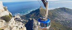 Table Mountain Aerial Tramway, Capetown, South Africa