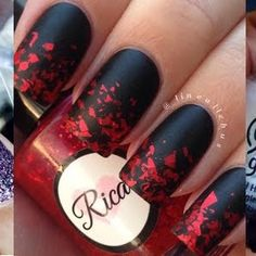 Awesome inspiration for beautiful Autumn manis!