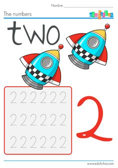 Number sheets for kids #sheets #kids #numbers #space #preschool