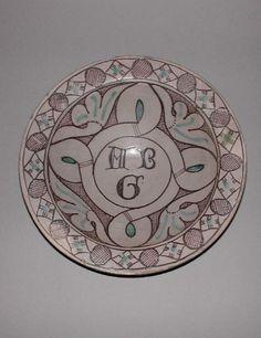 Umbria/Orvieto, Deep Dish, circa 1350 — circa 1425