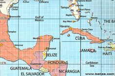 Just over the Belize border from Chetumal, Mexico is Corozal, Belize. Want to go there!