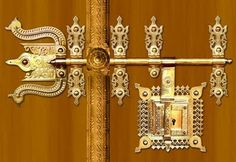 old door and locks | Manichithrathazhu doors - Manichitrathazhu doors lock Kerala