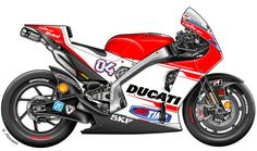 Ducati Team - MotoGp