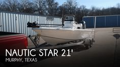 2014 Nautic Star 2110 Sport Boat For Sale in Murphy, TX