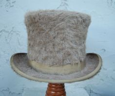 The Hatted Professor: Have you ever wondered what kind of fur went into your hat?