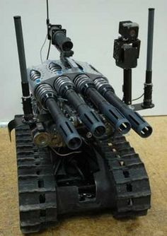 Metal Storm - Future Weapons Breakthrough Technology - 1 million rounds per minute!