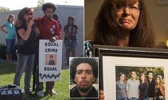 Mother of Darrien Hunt refuses $900,000 payout from police who shot dead her black son | Daily Mail Online