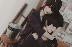 Ranbi & Eunha by *三日月(micazuki)/담요(blanket)* on Flickr.