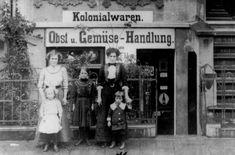 History, Bremen, Small Shops, Historical Photos, Historia