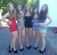 tight short dress skirt high heels sexy hot slutty teen teens