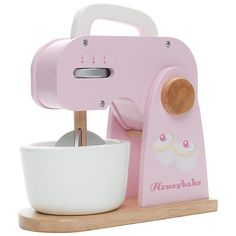 Le Toy Van Mixer Set Online at johnlewis.com sale - £9.80