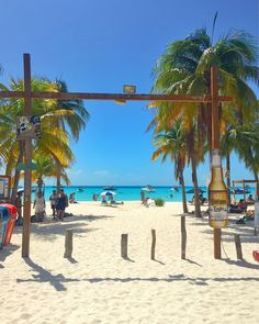 Playa Norte, Isla Mujeres, Mexico — by Mark Fitz Paradise at Playa Norte on Isla Mujeres! Cozumel Mexico, Mexico Resorts, Mexico Vacation, Mexico Travel, Vacation Spots, Tulum, Places To Travel, Places To Visit, Cancun Hotels