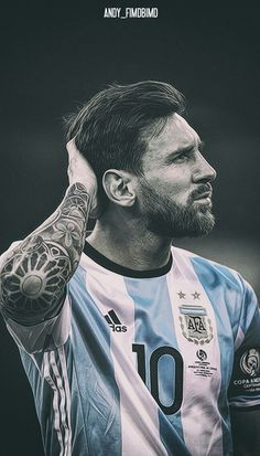 "Lionel Andrés ""Leo"" Messi is an Argentine professional footballer who plays as . Messi And Ronaldo, Messi 10, Cristiano Ronaldo, Messi Argentina, Lionel Messi Barcelona, Barcelona Soccer, Neymar, Messi Soccer, Soccer Sports"