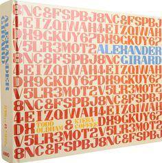 Alexander Girard - Book