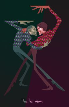 Tous les mêmes - my favorite music video! Stromae is super awesome! Love him so much!