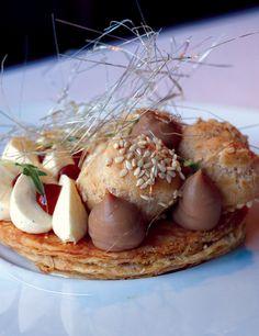 Dessert Professional   The Magazine Online - Gateau St. Honore