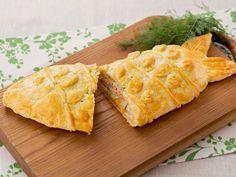 クリビアカ(サーモンのパイ包み) | S&B エスビー食品株式会社