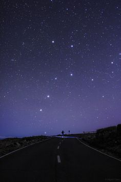 Night sky photographer Miguel Clara snapped this stunning image of the Big Dipper over Spain's Canary Islands off the west coast of Africa