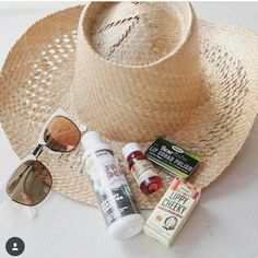 Beauty blogger / Influencer @NicoleSyjuco definitely knows how to look good at the beach! Here Comes the Sunblock Instant Diamond White would definitely complement her fair skin making it look shimmery. For a hint of color dab on Lippy Cheeky Lip & Cheek Tint! #Beauty #makeup #skincare