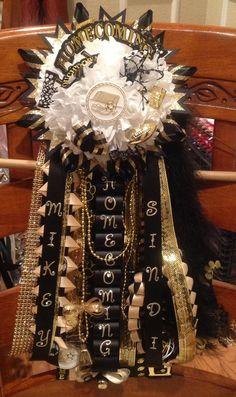 Mansfield homecoming garter.
