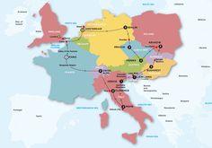 Europe Tour With Contiki