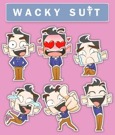 Wacky Suit