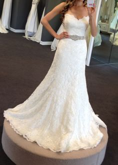 I had no idea that not many places sold Augusta Jones until I started looking in the dress forums on here. Mine is Augusta Jones Beaded Wedding Gowns, New Wedding Dresses, Wedding Attire, Bridal Gowns, Wedding Bouquets, Augusta Jones, Perfect Wedding, Dream Wedding, Wedding Day