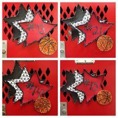 Basketball player locker decoration   BBALL   Pinterest   Locker ...