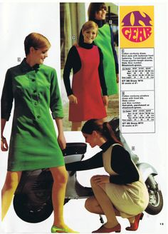 JANET FRAZER 1967-68 Autumn Winter Mail Order Catalogue ON DVD PDF JPEG FORMATS | eBay