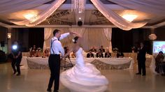 One of the best choreographed first dances. London Ontario Wedding Video...
