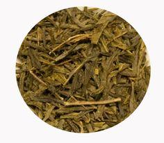 """""""Té Verde Sencha"""" Cultivado en China es ideal para iniciarse en el mundo del té verde por su sabor suave y fresco. 5€ / 100gr."""