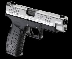 Springfield Armory XDM 40 - for home defense.  16+1 RDS, 32 oz.  Comes with 3 Magazines - a great buy.