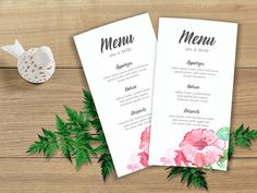 Your place to buy and sell all things handmade Printable Menu, Printable Wedding Invitations, Wedding Invitation Suite, Wedding Stationery, Wedding Menu, Wedding Suits, Wedding Cards, Wedding Ideas, Love Design