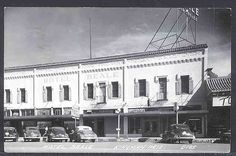 Hotel Beale, Kingman, Mohave County, Arizona. The Gibbs Jewelry Store is on the first floor of the hotel - See more at: http://s90.photobucket.com/user/red_coyote_mjc/media/LL%20COOK%20POSTCARD%20PHOTOS/9ce0.jpg.html?sort=3=77#sthash.9FG9vr41.dpuf