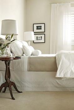 Neutral Aqua Bedroom Design Ideas, Pictures, Remodel and Decor