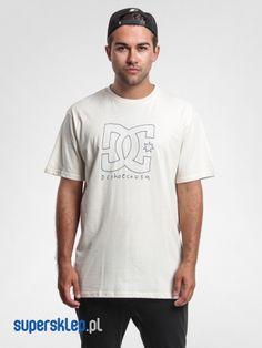 T-shirt DC Scratch Star (owt)