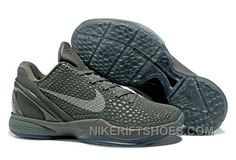 "quality design 0f5a5 0ac66 Nike Zoom Kobe 6 ""Fade To Black"" Basketball Shoes Online NKB4J, Price    89.00 - Nike Rift Shoes"