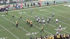 Stone Smartt's Senior Football Highlights at Del Oro High School as QB #4