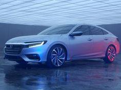 New Honda Insight Prototype previews 2019 production model