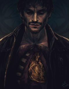Hannibal fan art | Will Graham