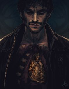 Hannibal fan art | Will Graham
