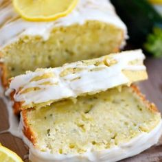 Lemon Zucchini Cake - Mom On Timeout